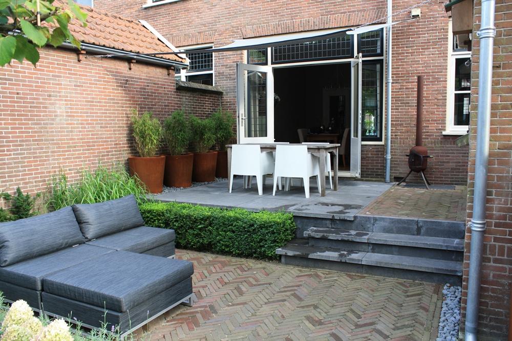 Jaren 30 tuinen tuinontwerpburo groenendijk for Mooie voortuinen foto s