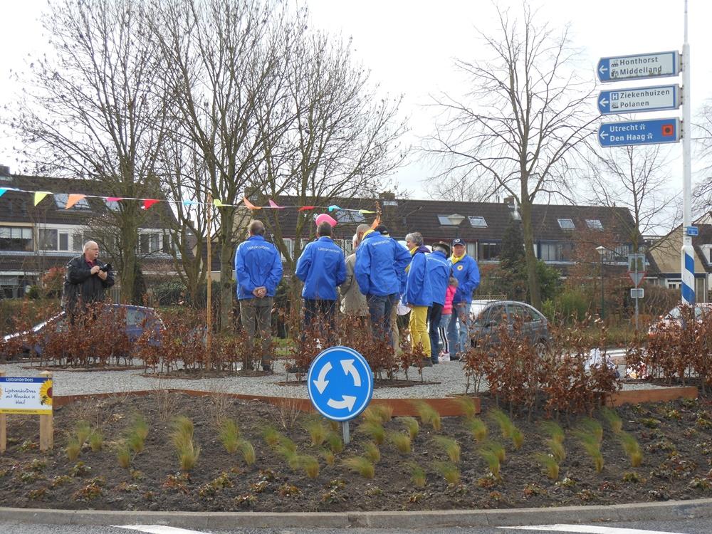 Rotonde in Woerden