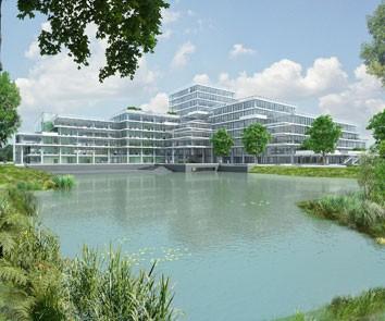 Bedrijfstuin in Utrecht