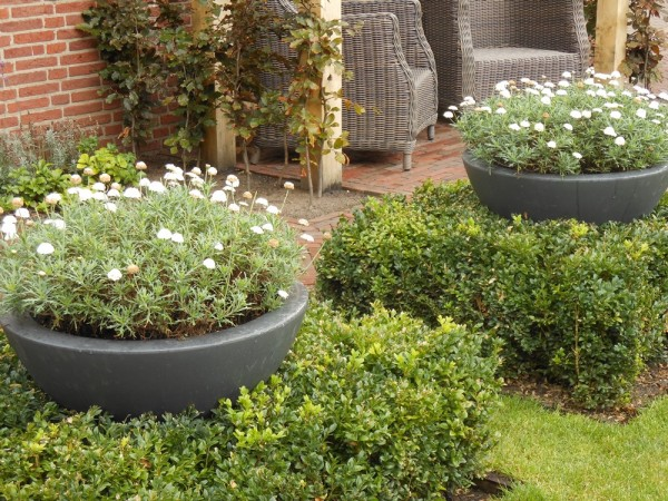 Jaren 30 tuin in Wassenaar
