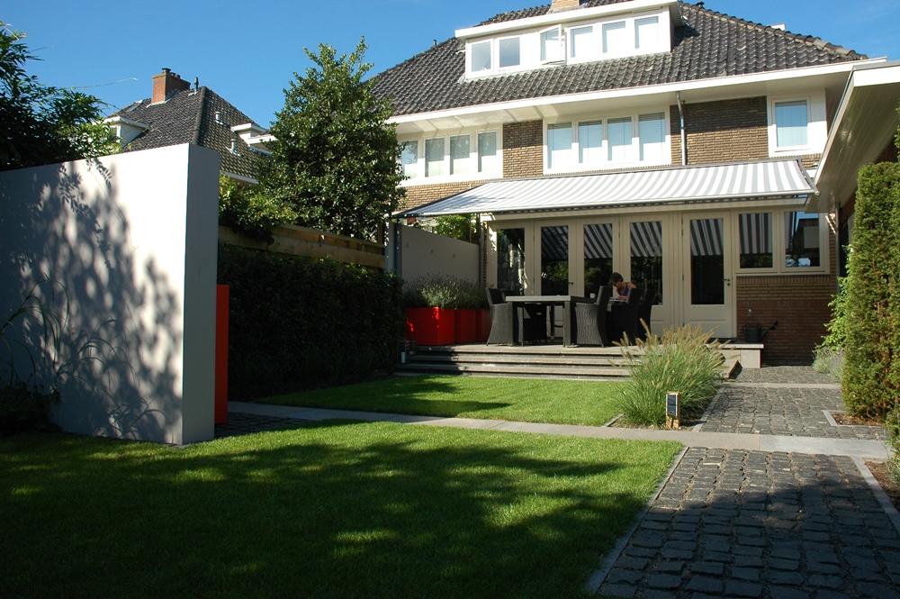 Moderne tuin in Heemstede