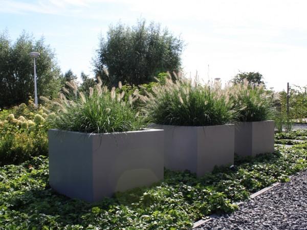 Moderne tuin in Utrecht