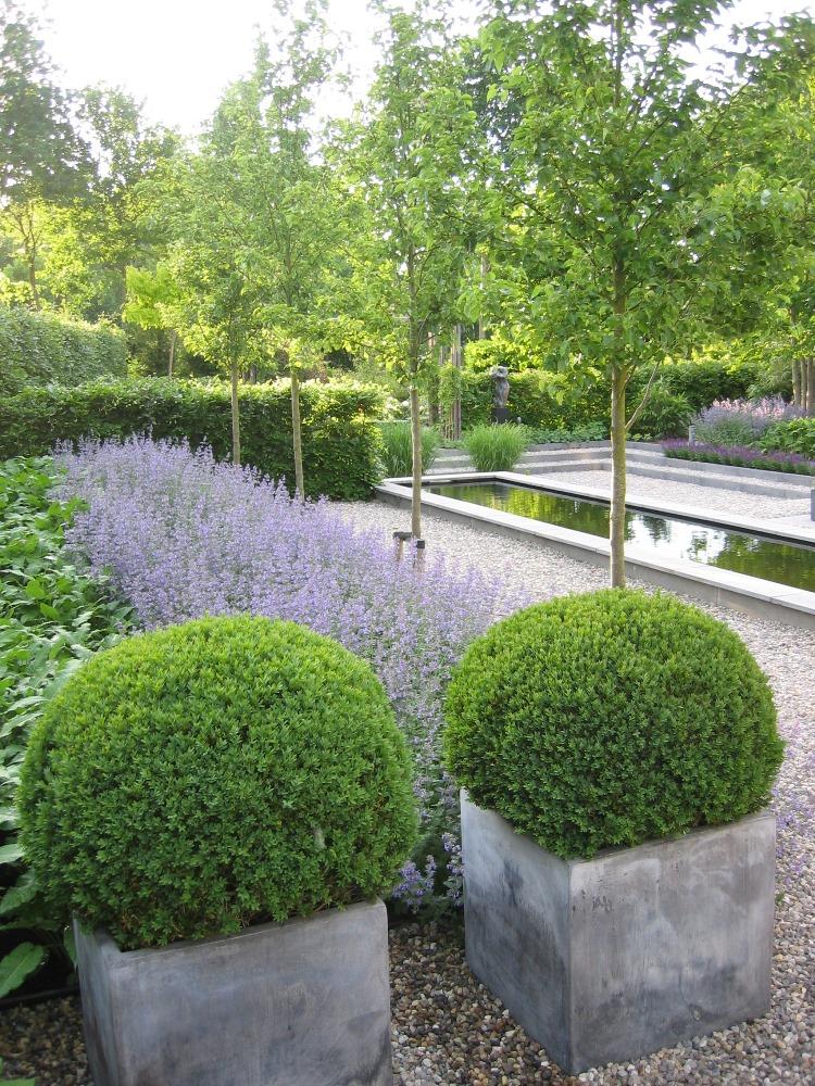 Tuin in almere tuinontwerpburo groenendijk - Tuin landscaping fotos ...