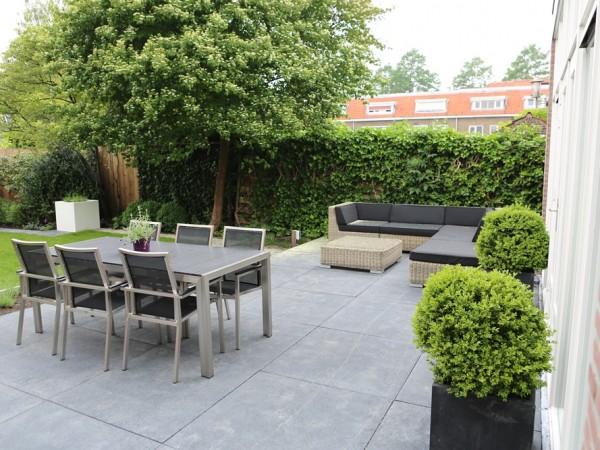 Moderne tuin in Amstelveen