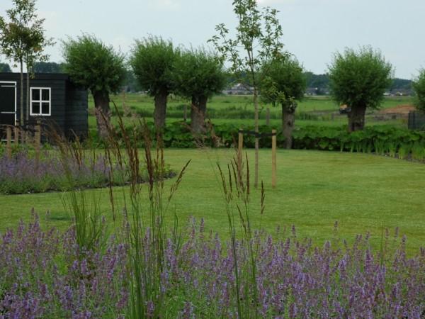 Groete tuin in Soest