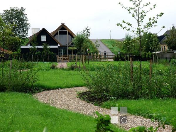 Tuin in Ouderkerk
