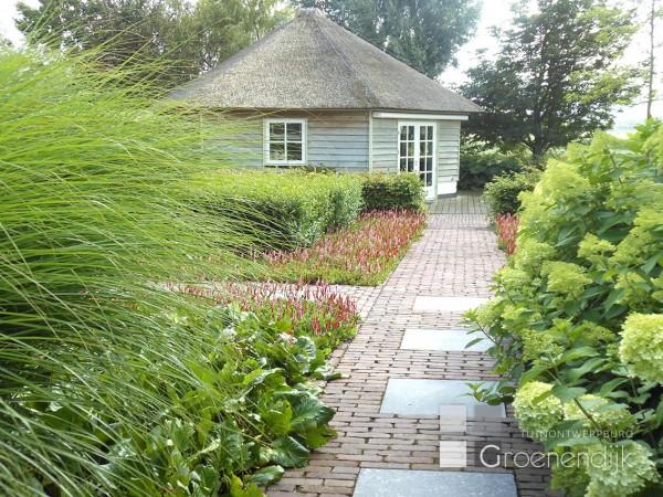 Tuin in De Hoef